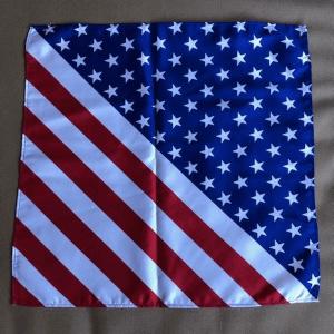 American Pocket Square